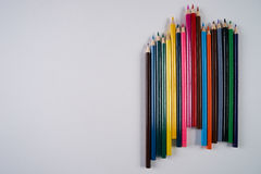 Concepto del marco de la educación Imagenes de archivo