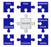 Concepto del negocio ilustración del vector