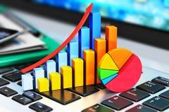 Concepto del negocio, de las finanzas y de contabilidad