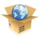 Concepto del negocio global Fotografía de archivo libre de regalías