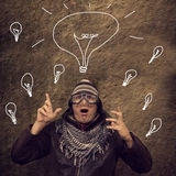 Concepto del negocio: Ideas Imagenes de archivo