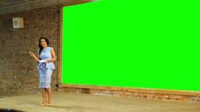 Concepto del negocio y del espíritu emprendedor almacen de metraje de vídeo