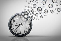 Concepto del plan del tiempo del negocio stock de ilustración