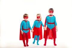 Concepto del poder de los niños imagen de archivo