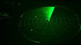 Concepto del radar