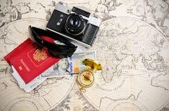 concepto del recorrido Foto de archivo libre de regalías