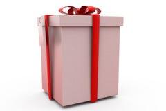 concepto del regalo 3d Fotografía de archivo