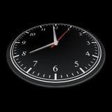 Concepto del reloj de tiempo del negocio Foto de archivo