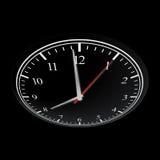 Concepto del reloj de tiempo del negocio Imagen de archivo