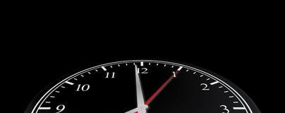 Concepto del reloj de tiempo del negocio Fotografía de archivo