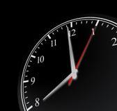 Concepto del reloj de tiempo del negocio Imagen de archivo libre de regalías