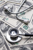 Concepto del seguro médico imagen de archivo