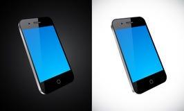 Concepto del smartphone de la pantalla táctil. libre illustration