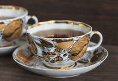 Concepto del té Fotografía de archivo libre de regalías