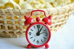 Concepto del tiempo del almuerzo Fotografía de archivo libre de regalías