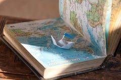Concepto del viaje. Imagen de archivo libre de regalías