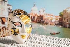 Concepto del viaje de Venecia Imagen de archivo