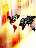 Concepto del World Wide Web Libre Illustration