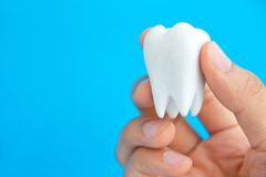 Concepto dental Imagenes de archivo