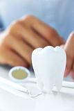Concepto dental Imagen de archivo