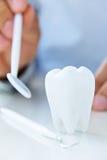 Concepto dental Fotografía de archivo
