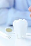 Concepto dental de la higiene Fotografía de archivo