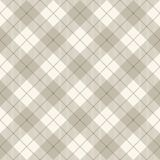 Concepto diagonal escocés abstracto de la tela escocesa libre illustration