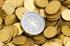 Concepto financiero Imagen de archivo libre de regalías