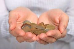 Concepto financiero. Imagen de archivo