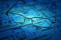 Concepto financiero del negocio foto de archivo libre de regalías
