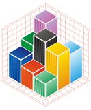 concepto infographic Fotos de archivo libres de regalías