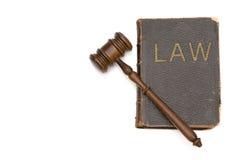 Concepto legal Foto de archivo libre de regalías