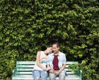 Concepto lesbiano asiático de los pares de LGBT fotografía de archivo libre de regalías