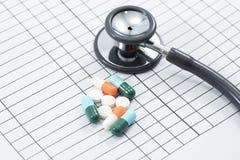 Concepto médico Imagen de archivo