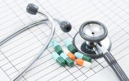 Concepto médico Foto de archivo