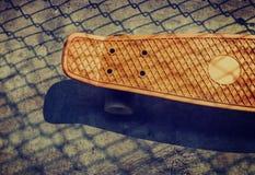 Concepto patinador de la forma de vida de Skatepark del patín que anda en monopatín Fotos de archivo libres de regalías