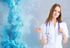 Concepto - salud y medicina Fotos de archivo libres de regalías