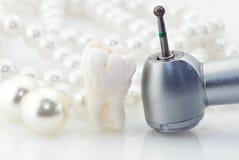 Concepto sano de los dientes Foto de archivo