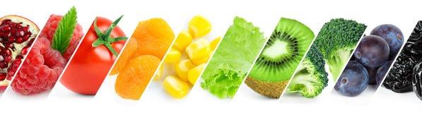 Concepto sano del alimento imagen de archivo libre de regalías