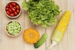 Concepto sano del alimento Foto de archivo libre de regalías