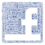 Concepto social de la red