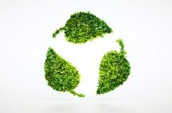 Concepto sostenible de Eco Foto de archivo libre de regalías