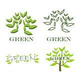 Concepto verde Fotografía de archivo