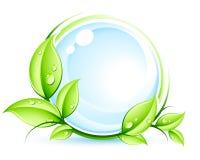 Concepto verde Imágenes de archivo libres de regalías