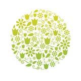 Concepto verde del planeta Imagen de archivo