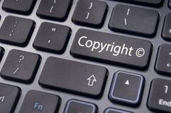 Conceptos de Copyright Imagenes de archivo
