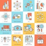 Conceptos de la tecnología Foto de archivo libre de regalías