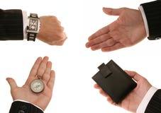 Conceptos del asunto con el camino de recortes Foto de archivo libre de regalías
