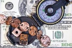 Conceptos financieros Fotos de archivo