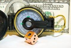 Conceptos financieros Fotografía de archivo